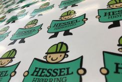 Ejner hessel labels